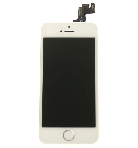 Apple Iphone 5s Lcd lcd touch screen small parts white aaa for apple iphone 5s lcdpartner