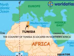 where is tunisia in the world map carthage by liebes