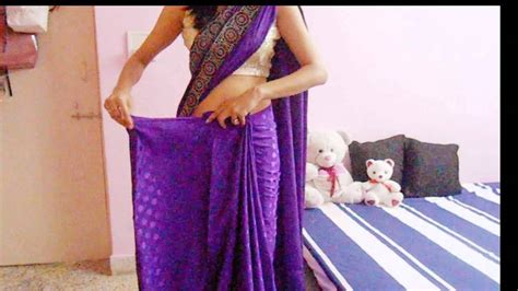 how to drape a sari how to wrap a saree how to drape a saree on backless bl