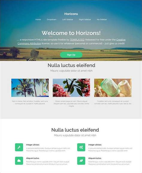 37  Free PHP Website Templates & Themes   Free & Premium