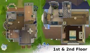 Sims 3 Family House Plans 4 Bedroom House Designs Home Decor Ideas