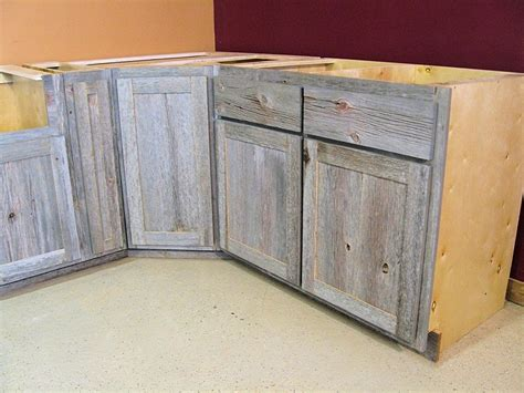 barn wood kitchen cabinets weathered gray barn wood kitchen barn wood furniture rustic barnwood and log furniture by