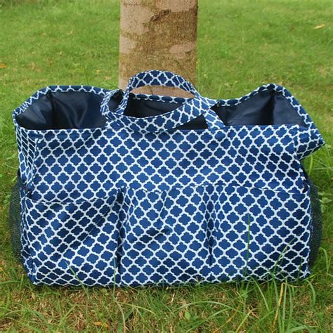 sewing pattern garden tool bag aliexpress com buy wholesale blanks quatrefoil polyester