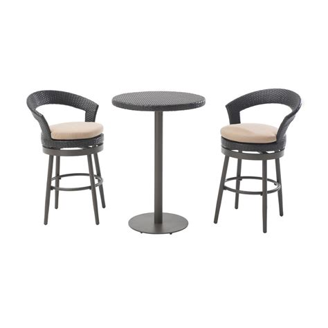 Home Depot Bistro Table by Bistro Sets Patio Dining Furniture Patio Furniture