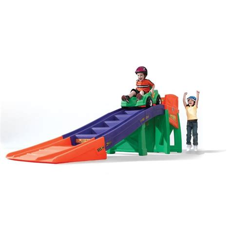 kids roller coaster backyard top ride on toy roller coaster options for toddlers and big kids grandkids