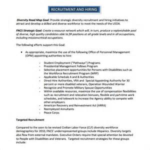 recruiting plan template sle recruitment plan templates 7 free documents in pdf