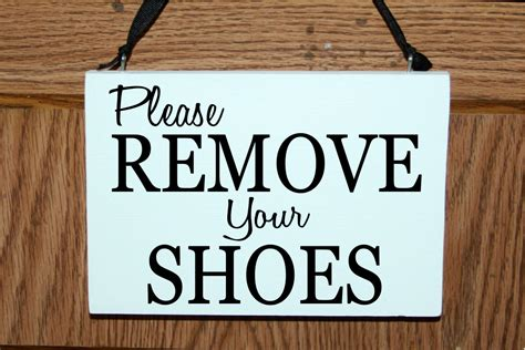 remove shoes sign for house please remove your shoes sign bing images