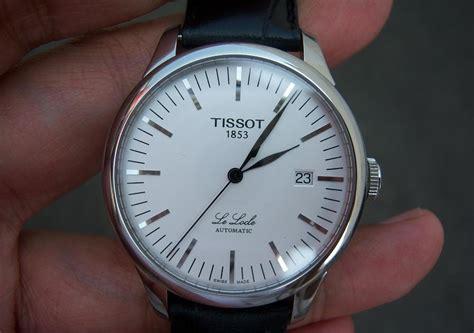 Jam Tangan Tissot Kuno jam tangan kuno tissot le locle automatic sold