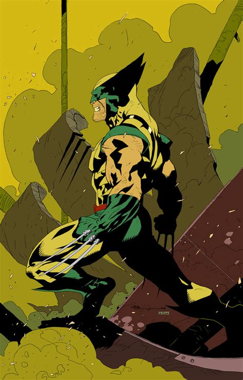 wolverine colors wolverine colors by soliton on deviantart