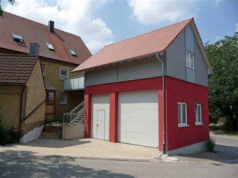 anbau garage freie architekten haas haas anbau garage