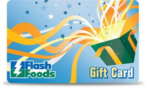 Thank You Rewards Gift Cards - gift cards flash foods
