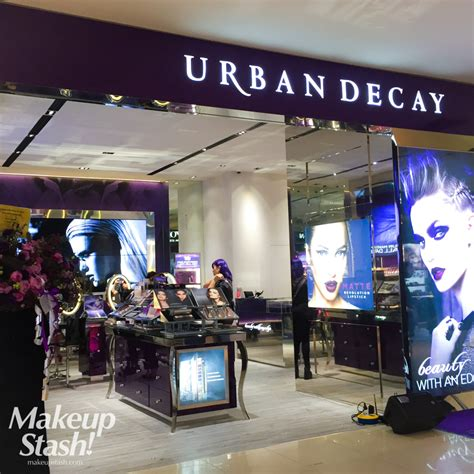 Home Decor Dubai first urban decay standalone store in singapore at