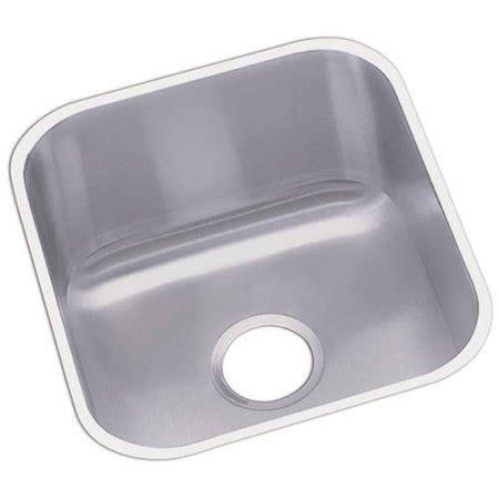 Dayton Bar Sink by Elkay Dxuh1618 Dayton Stainless Steel Single Bowl