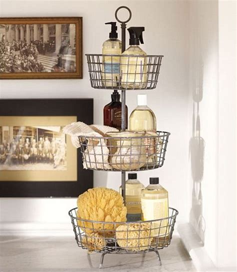 vintage bathroom storage ideas how to display items in a bathroom tidbits twine