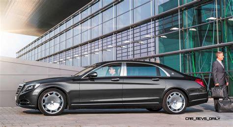 maybach mercedes 2015 2015 mercedes maybach s600 brings royal upgrades to new