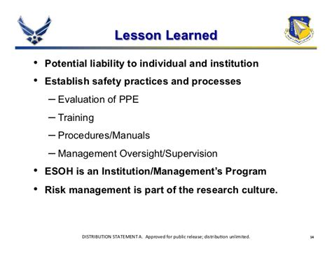 understanding and assessing risk shawn adderly afrl risk assessment