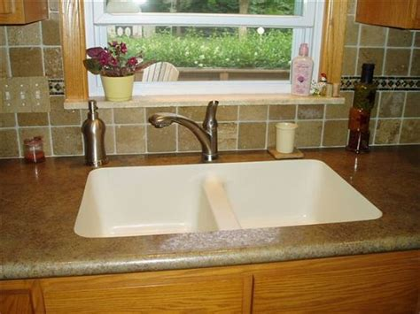 Laminate Countertops Undermount Sink by 17 Best Images About Sinks On Sorrento