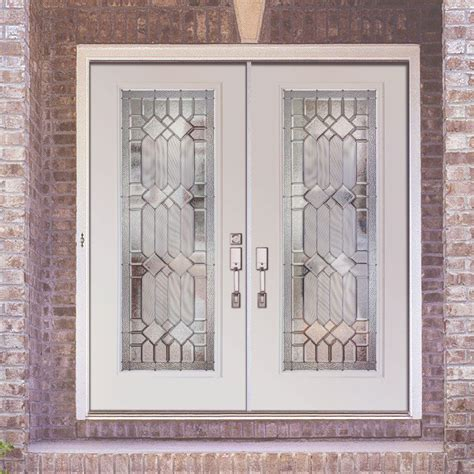white exterior door inspiring fiberglass entry door as furniture for