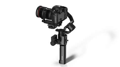 Drone Untuk Kamera Dslr ces 2018 dji ronin s handheld stabilizer pertama dji