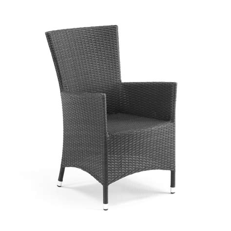 Outdoor Armchairs by Outdoor Armchair Black Rattan Aj Products Ireland