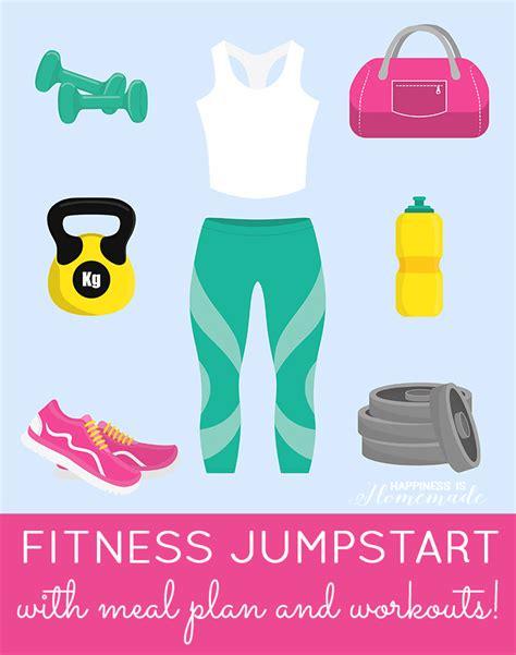beginner fitness jumpstart week 1 homemade workout beginner fitness jumpstart week 6 happiness is homemade