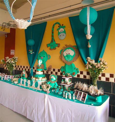 Decoracion Baby Shower Niño by Decoracion Para Baby Shower De Nios Beula Decoraciones