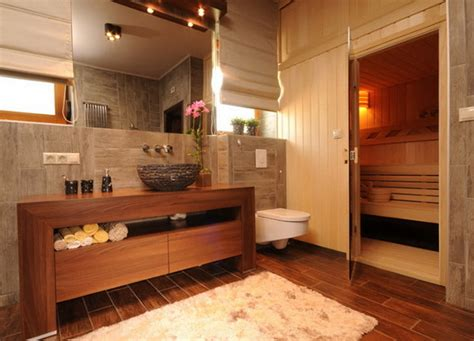 sauna bathroom comfortable apartment in the sauna best of interior design