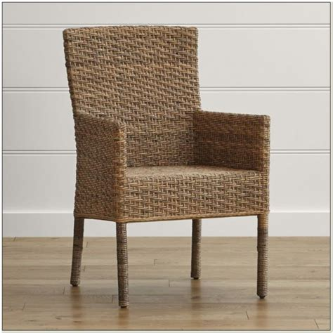 wicker barrel dining chair crate and barrel dining chairs ebay chairs home