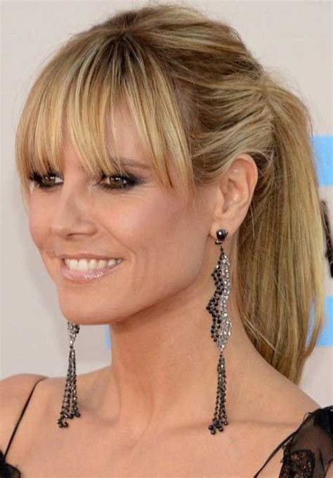 hairstyles with bangs over 40 hairstyles women over 40 long hairstyles 2015 long