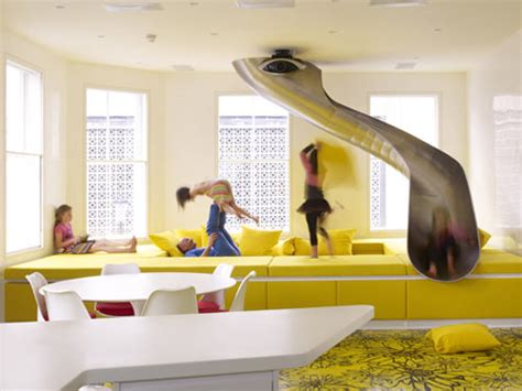 slide in house trend watch houses with slides flavorwire