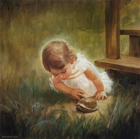 painting baby 20 beautiful baby paintings for your inspiration