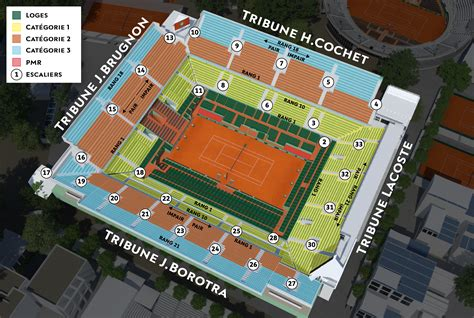 A Place 2018 Roland Garros 2018 Le Prix Des Billets Grand En Augmentation Sportbuzzbusiness Fr
