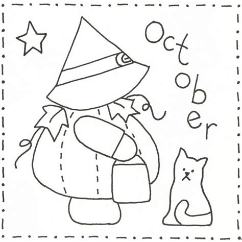 free printable quilt patterns print out pattern click sunbonnet sue bom october stitchery pattern lqc s10