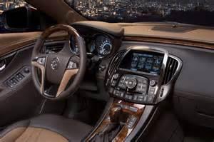 2011 Buick Lacrosse Interior 2011 Buick Lacrosse Gl Concept Car Fans