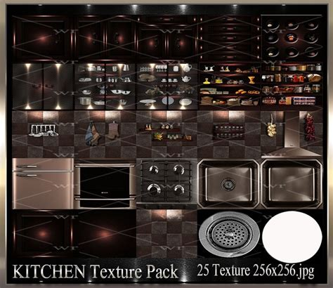 Texture Kitchen by Kitchen Imvu Texture Pack Wildrosegr Sellfy