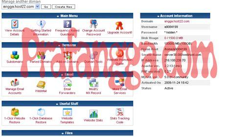 tutorial upload web di 000webhost ilmu pembuatan website cara upload joomla di 000webhost com