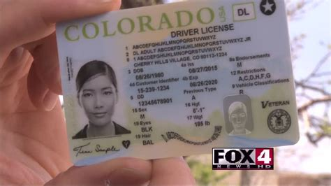 grand junction department of motor vehicles colorado dmv rolls out new driver s licenses and ids story