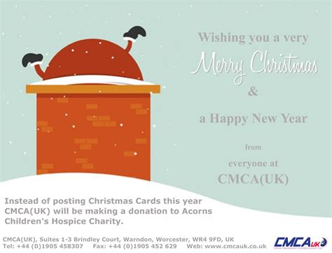 email xmas cards uk christmas wishes from all at cmca uk cmca uk