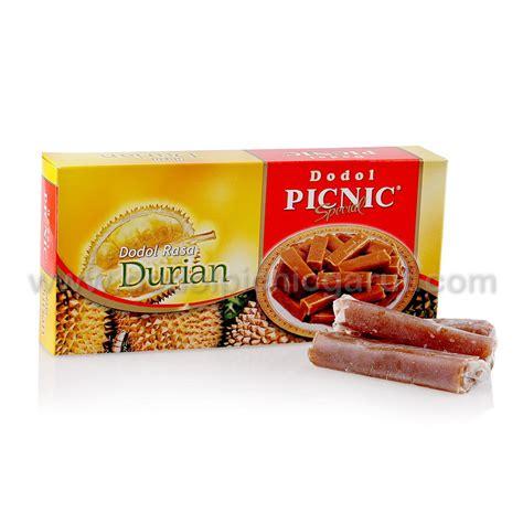 Dodol Asli Garut Merek Picnic 500 Gram Dodol Picnic Asli Garut 500gr dodol picnic rasa durian 200 gr by picnicdodolgarut