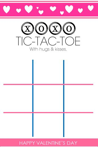 tic tac toe project template tic tac toe template tic tac toe template for penultimate