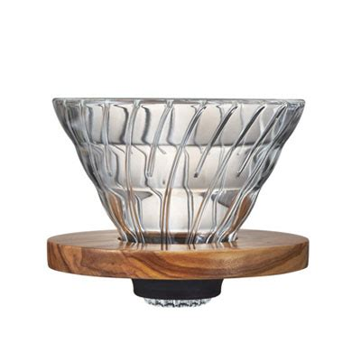 Bonus Cloth Filter V60 Ukuran 02 Coffee Dripper Gater Mirip Hario coffee dripper v60 glass dripper olive wood hario co ltd