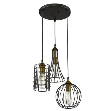 wire cage light fixtures yobo lighting antique 3 lights island chandelier wire cage