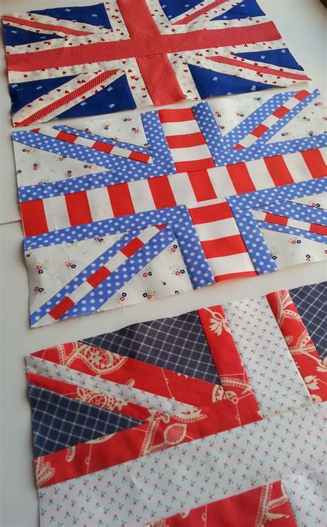 Union Patchwork Quilt - dads quilt and plaid on