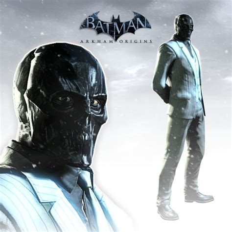 Masker Origins black mask arkham origins www imgkid the image kid