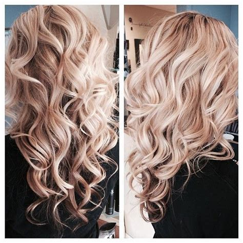 how to roll hair for loose curl perm blonde curly hair curls blonde curls hair make up