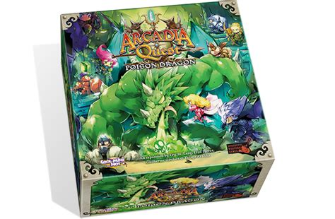 Arcadia Quest Characters Aeric cmon arcadia quest inferno there be dragons bell of lost souls