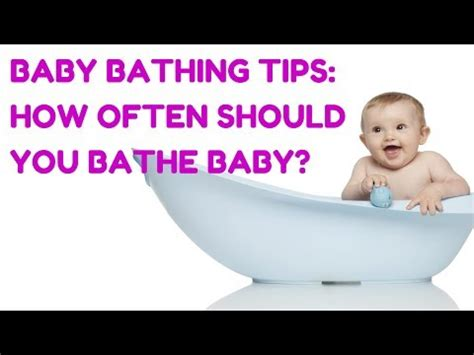 how often should you bathe a confession sparks criticism bathing a baby once every two weeks vidoemo
