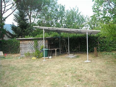 costruzione tettoia foto costruzione tettoia fotovoltaico di v g s srls