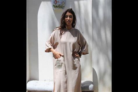 Faiza Blouse mode alger se met 224 la mode quot boh 232 me quot le point afrique