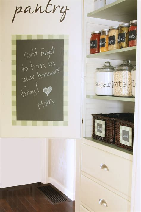 Pantry Lunch Ideas by Pantry Makeover Not Just A